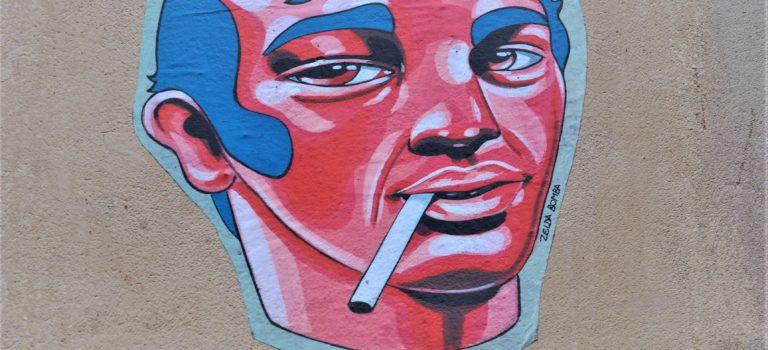Iets te roken